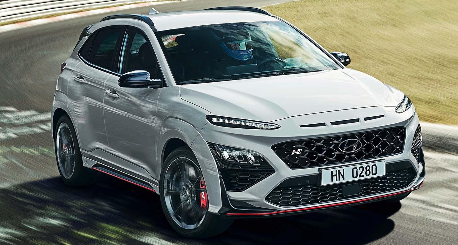 The All-New Hyundai Kona N (2022) – A True Hot SUV