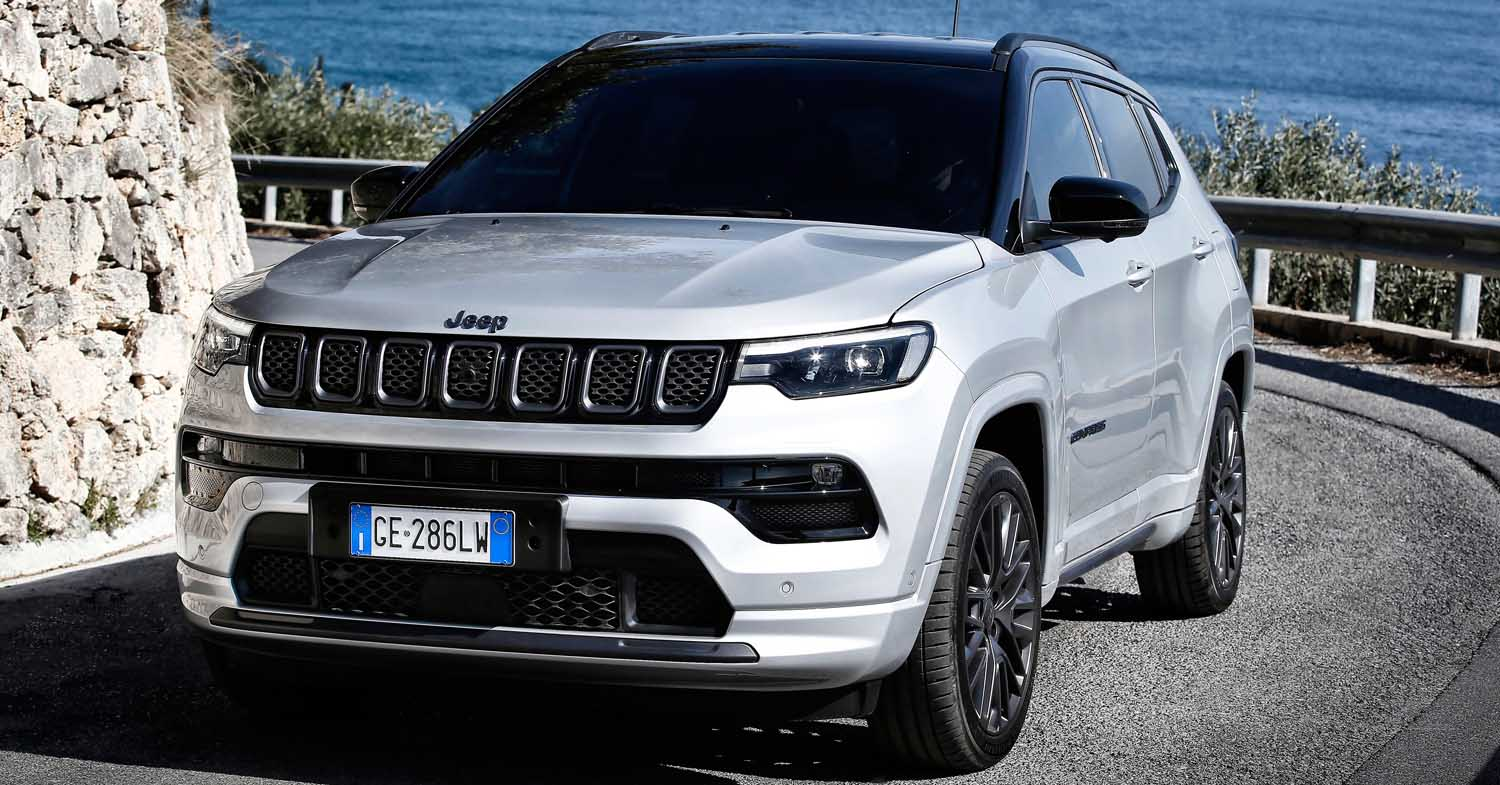 Jeep Compass (2022) – Born To Surprise