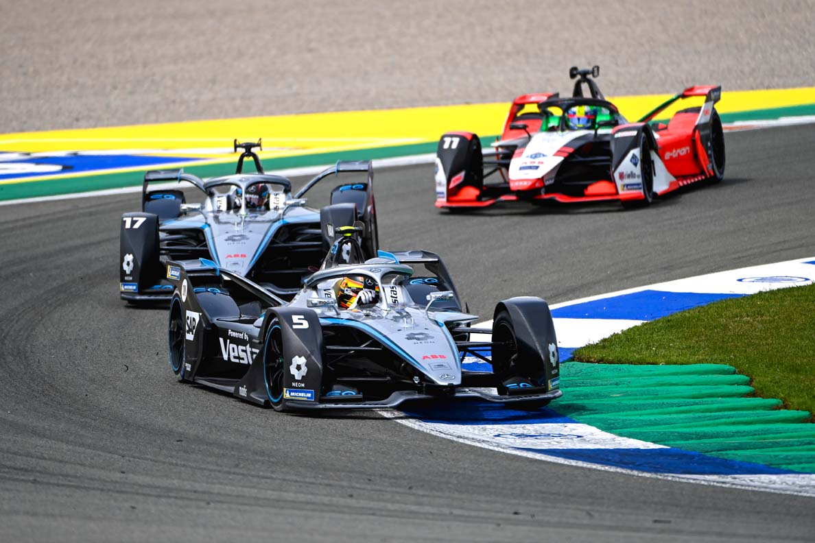 Strong Charge By Mercedes-EQ Formula E Team Goes Unrewarded