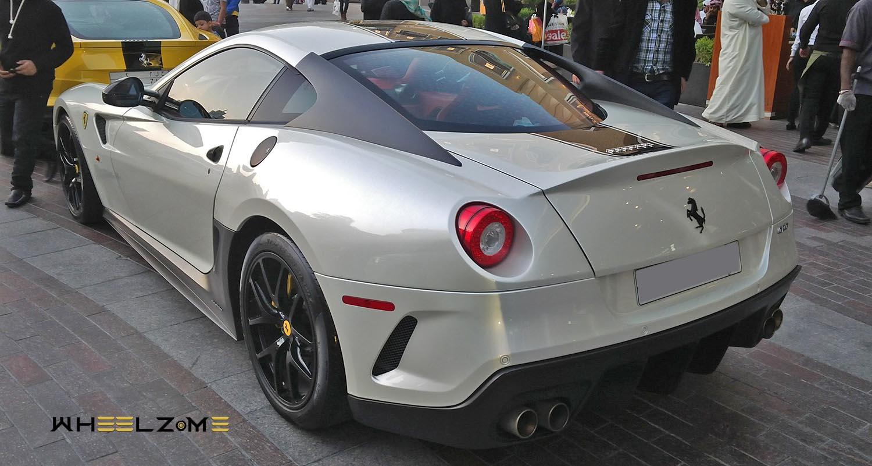 Ferrari 599 GTO – The Extreme V12 Berlinetta