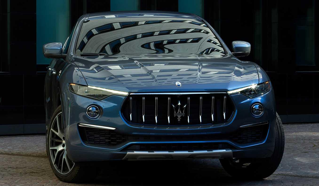 Maserati Levante Hybrid (2022)