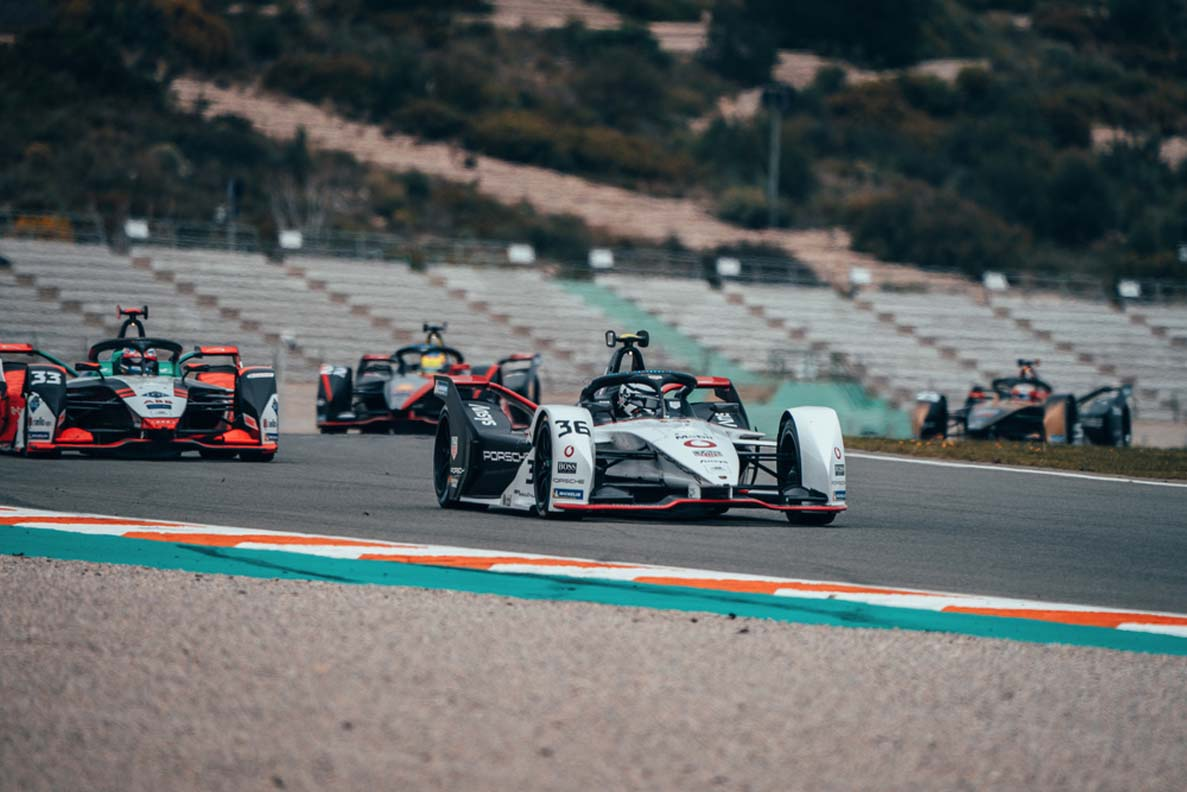 André Lotterer Fires Back With Second Place And Porsche's Best Result Of The Season