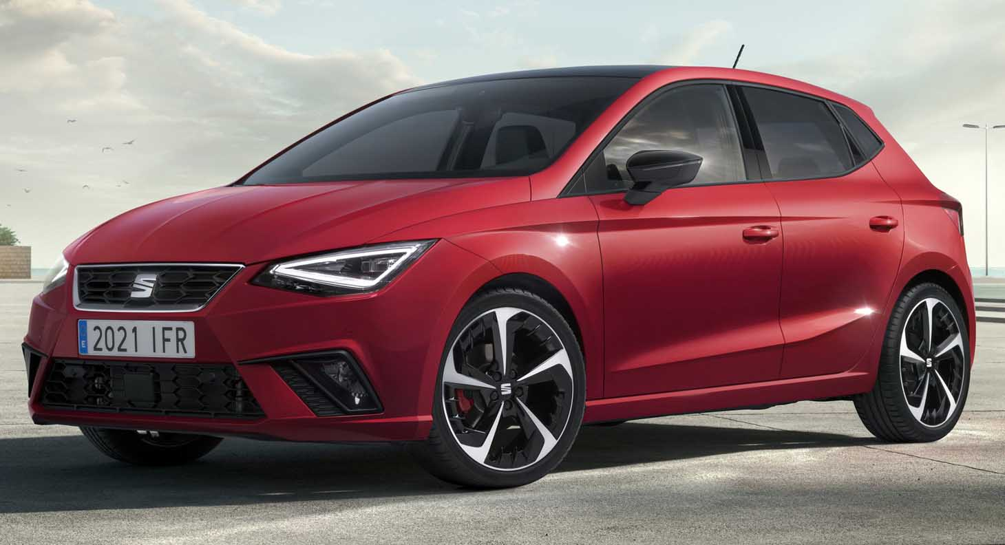 Seat Ibiza 2022 – Refreshed Exterior Look And A Revolution To The Interior