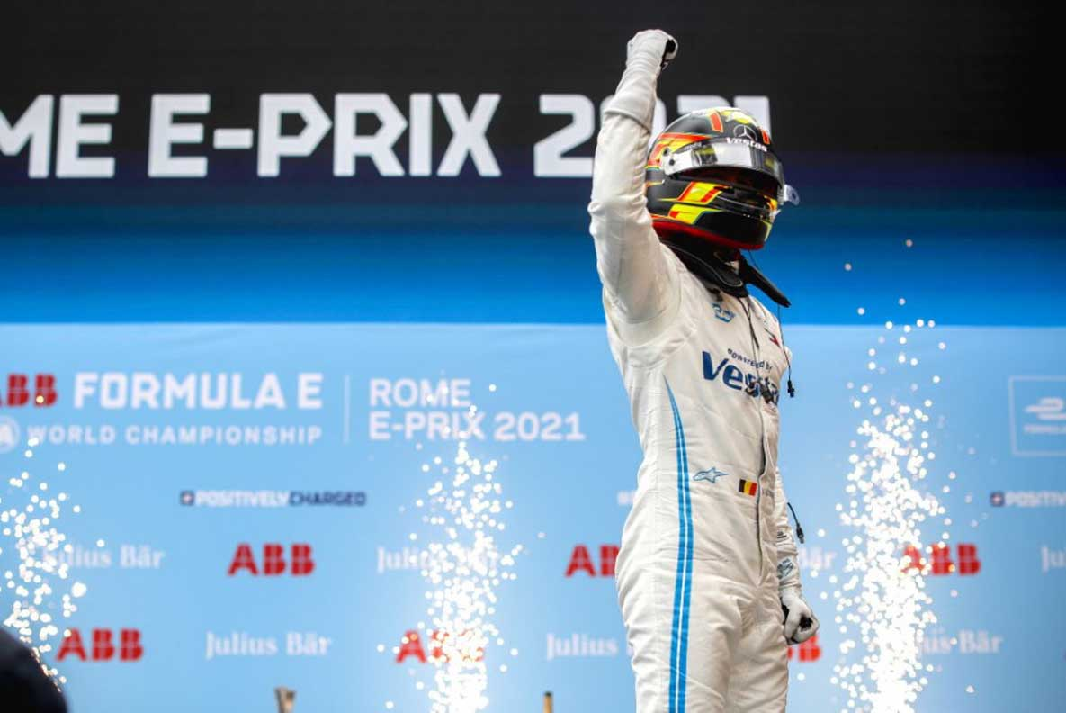 Formula E – Redemption In Rome – Victory Vaults Vandoorne Into Championship Contention