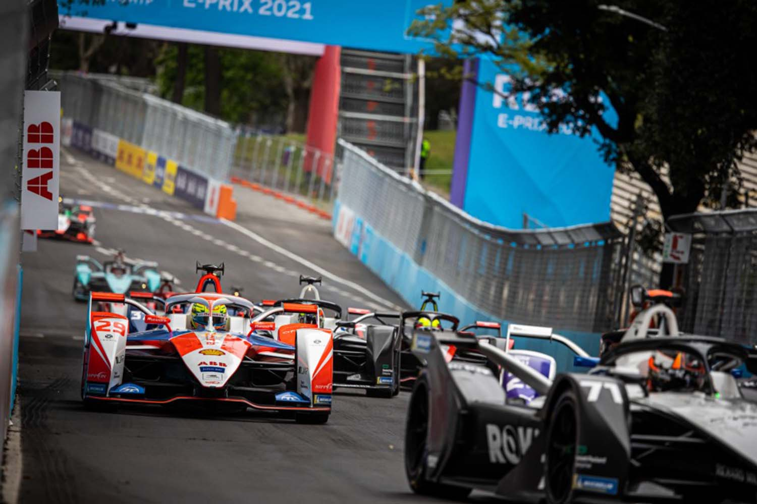 The Jewel In The Crown: Formula E Races Into Monaco For Next Stage Of Thrilling Title Fight