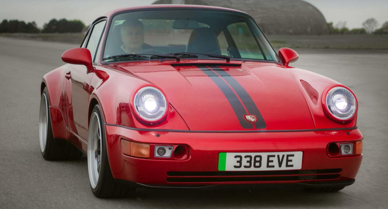 Everrati Signature – The 500hp Electric Porsche 911 (964)
