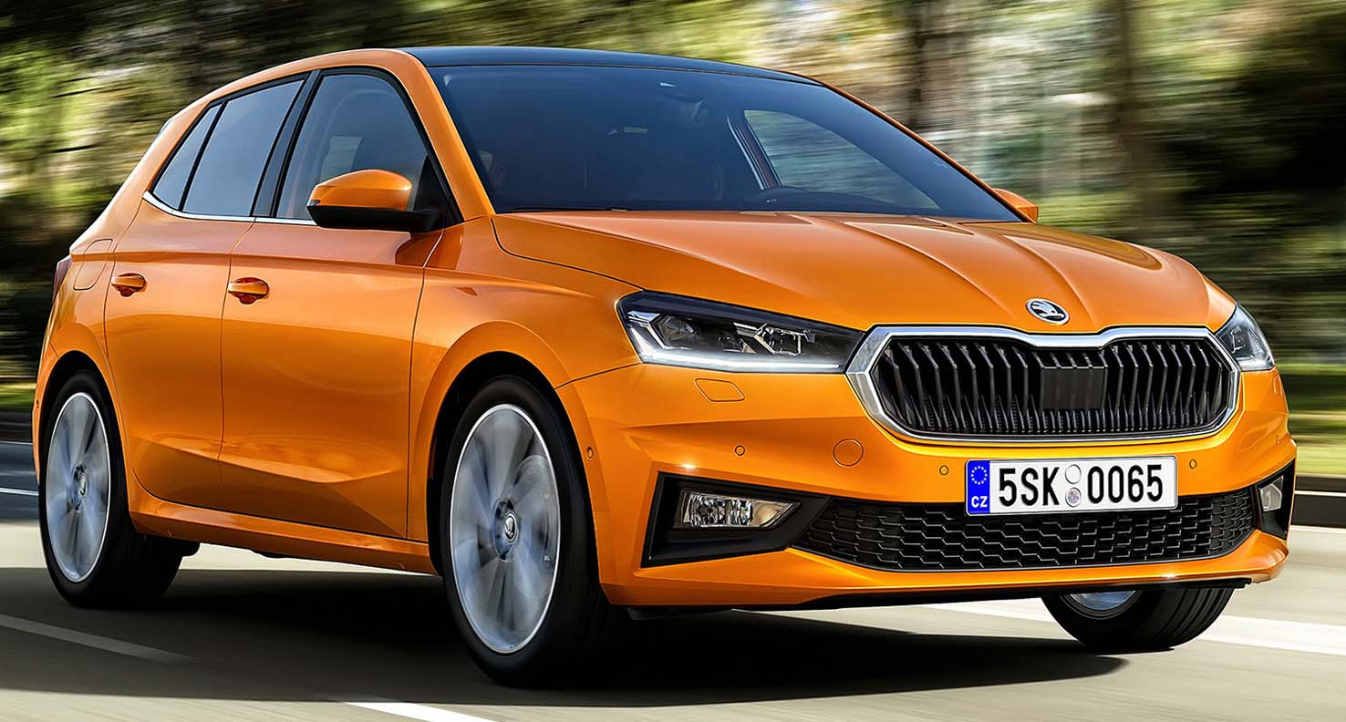 The All-New Skoda Fabia 2022 – Bigger, Smarter And More Beautiful Than Ever