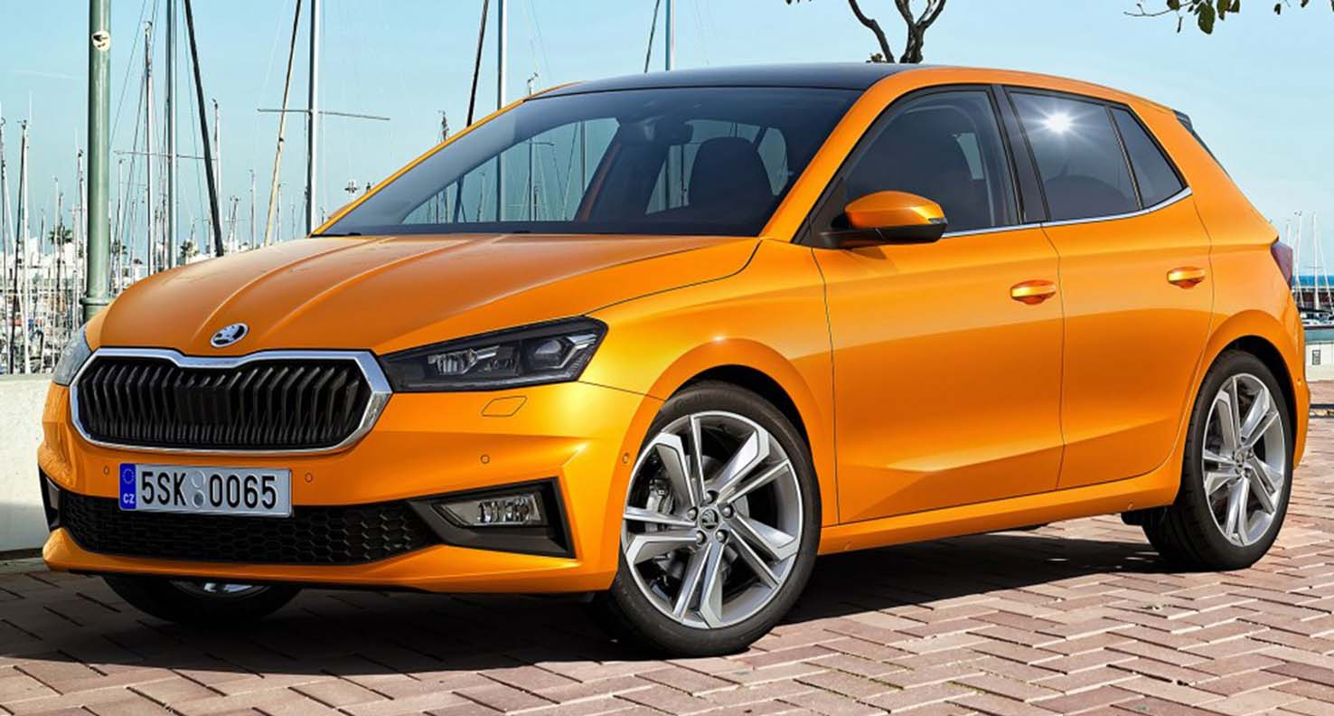Why The Škoda Fabia Is The Best-In-Class For Aerodynamics?