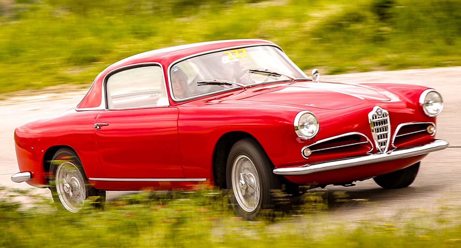 "Alfa Romeo Wins Four Awards At The ""Motor Klassik Awards"""