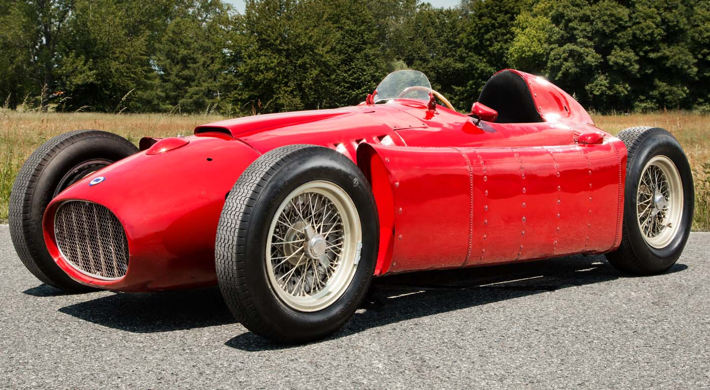 The Lancia D50 (1954) From The Heritage Collection