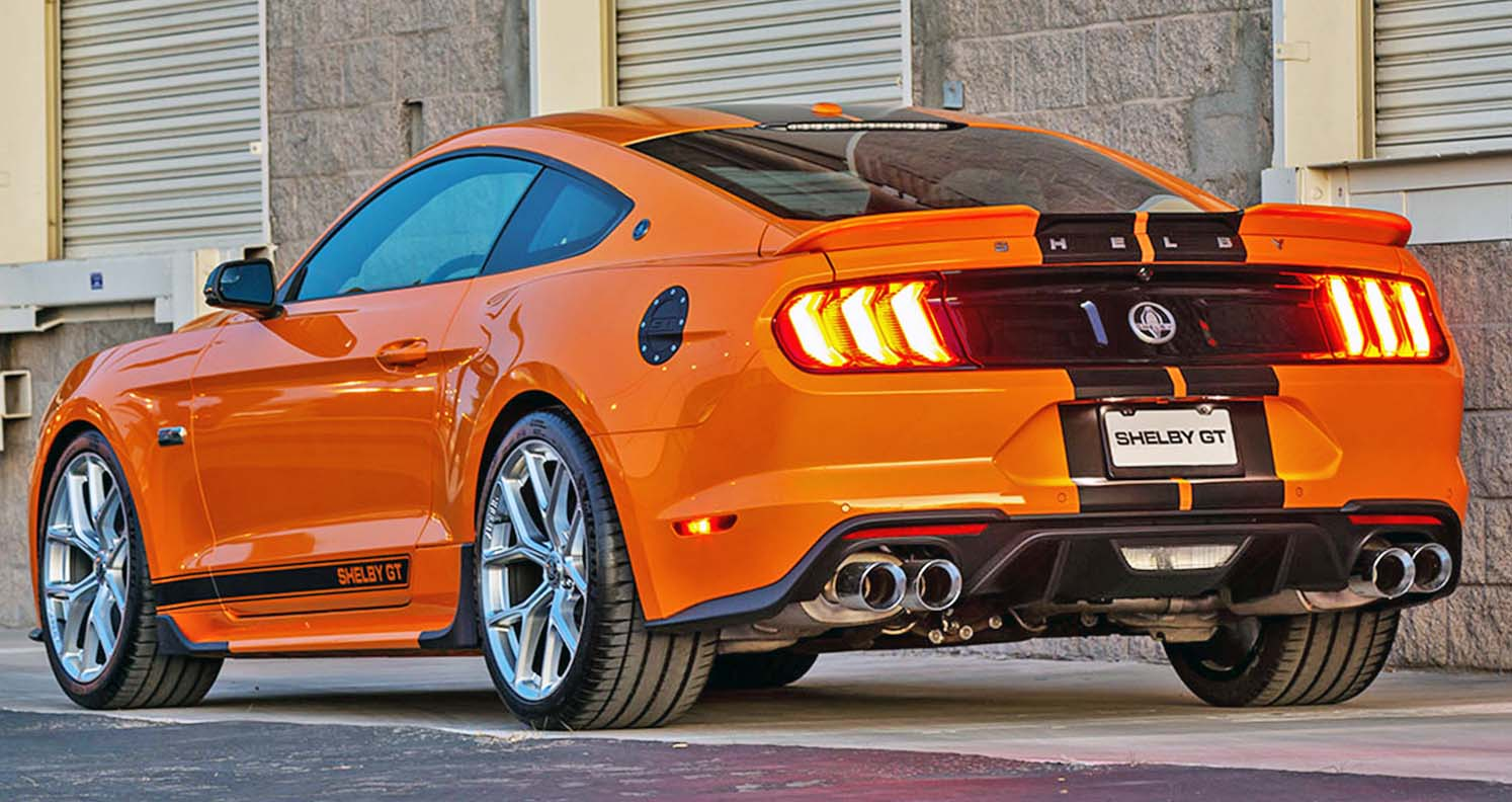 Shelby GT Mustang (2021)