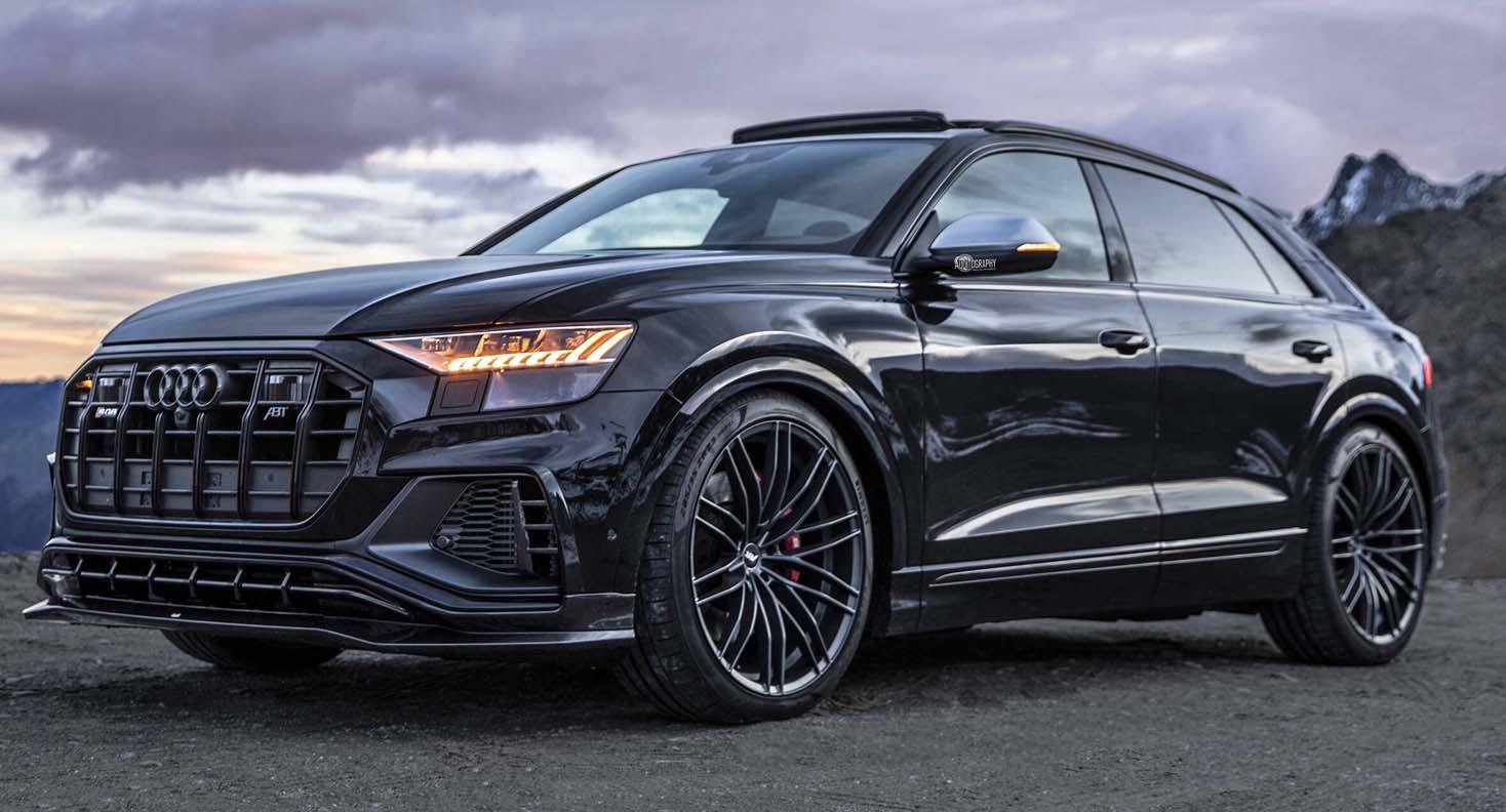 ABT Audi SQ8 – A Super Sports Car With 650 HP