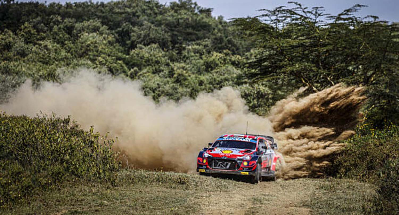 WRC – Safari Rally Kenya – Pre-event Press Conference Transcript
