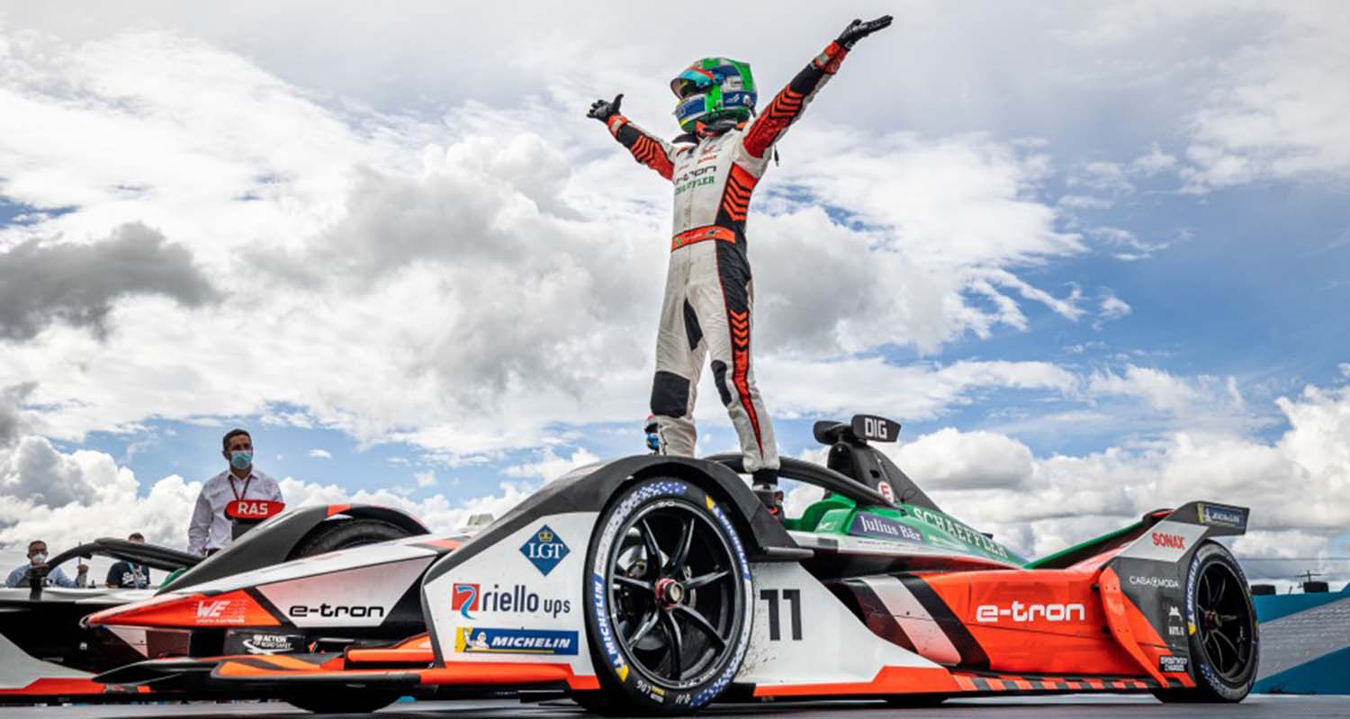 Formula E – Audi Hits Formula E Rivals With The Old One-Two As Di Grassi Wins In Mexico Again