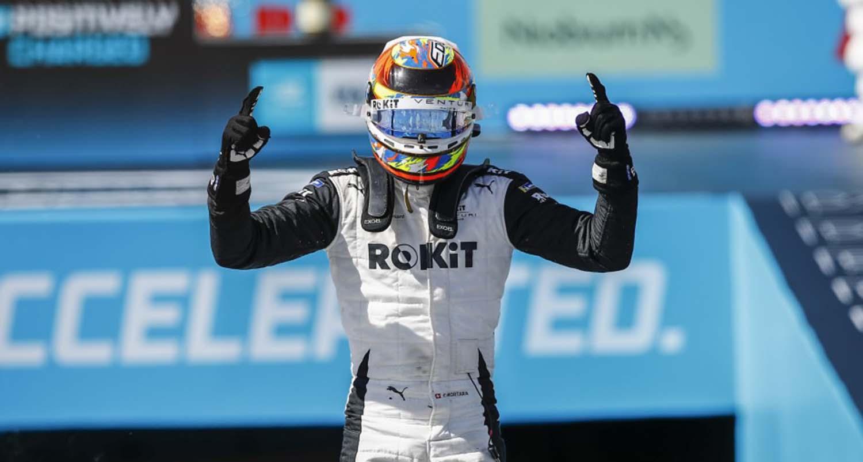 Formula E – Edoardo The Eighth : Rokit Man Mortara Holds His Nerve In Mexico To Vault Into Championship Lead