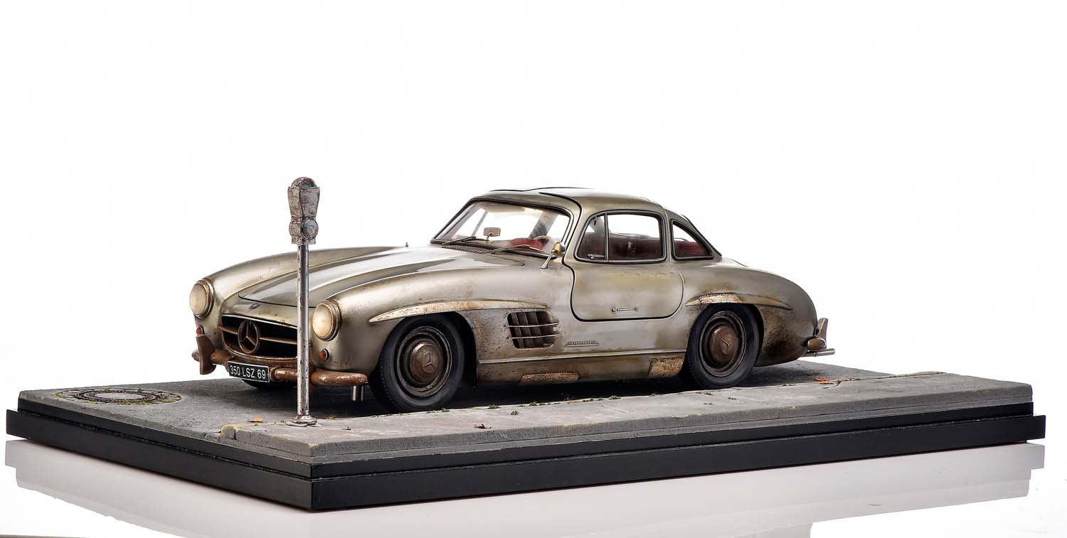 The Spirit Of The Mercedes-Benz Sl – Accessories From The MB Classic Shop