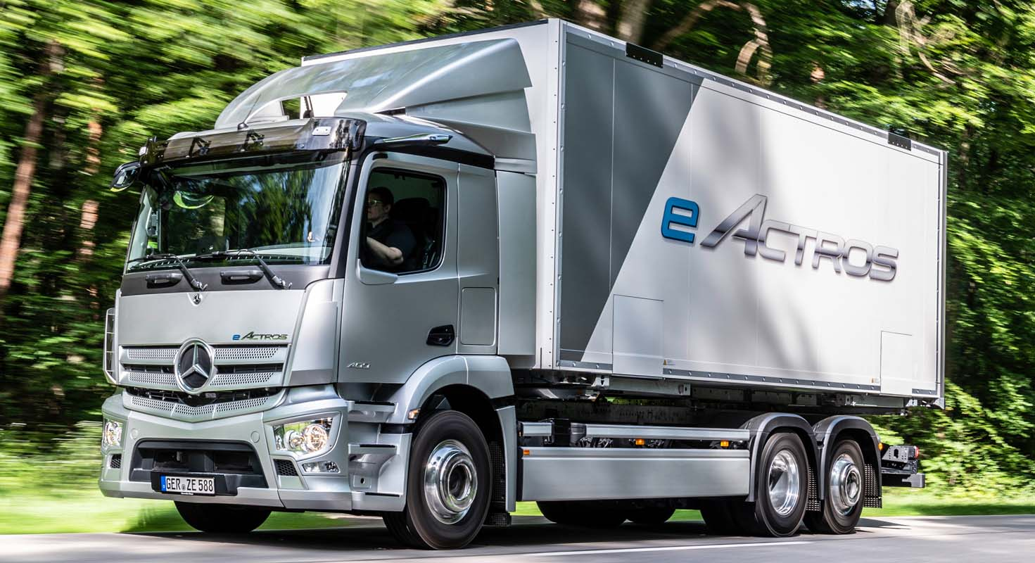 Daimler Truck, The Traton Group And Volvo Group Plan To Pioneer A European High-performance Charging Network For Heavy-Duty Trucks