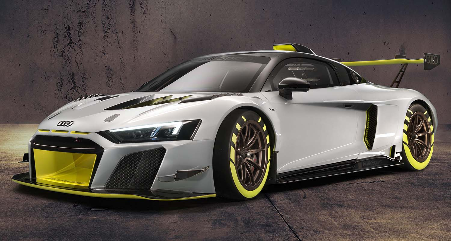 New Production Record For Audi R8 LMS