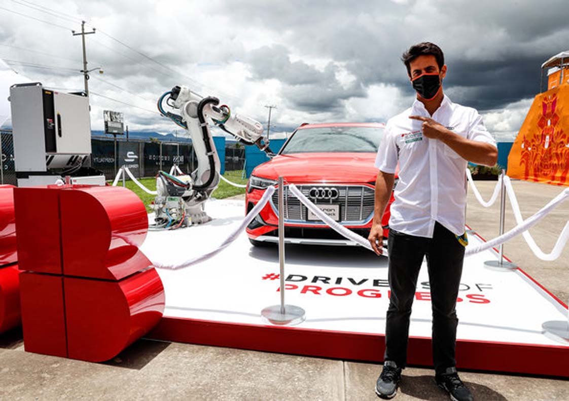 Audi Is Back In The Formula E Title Fight