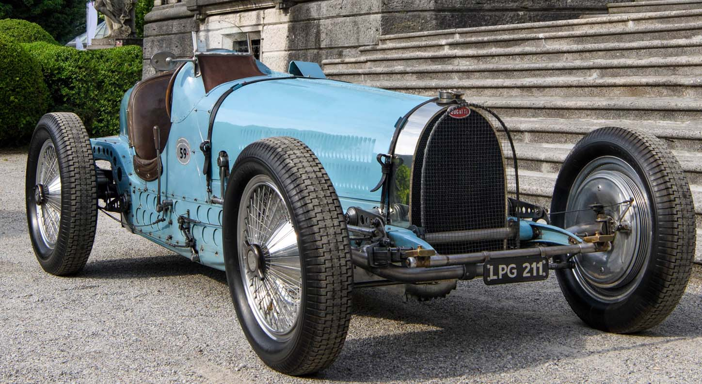 Bugatti Type 59 (1934) – The Most Beautiful Racer Joins Concours Of Elegance 2021