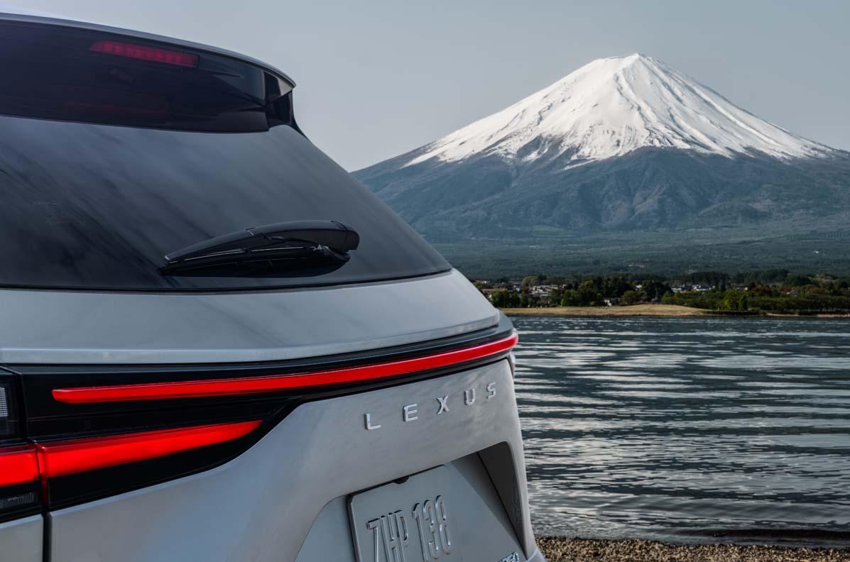 All-New Lexus NX World Premiere Confirmed