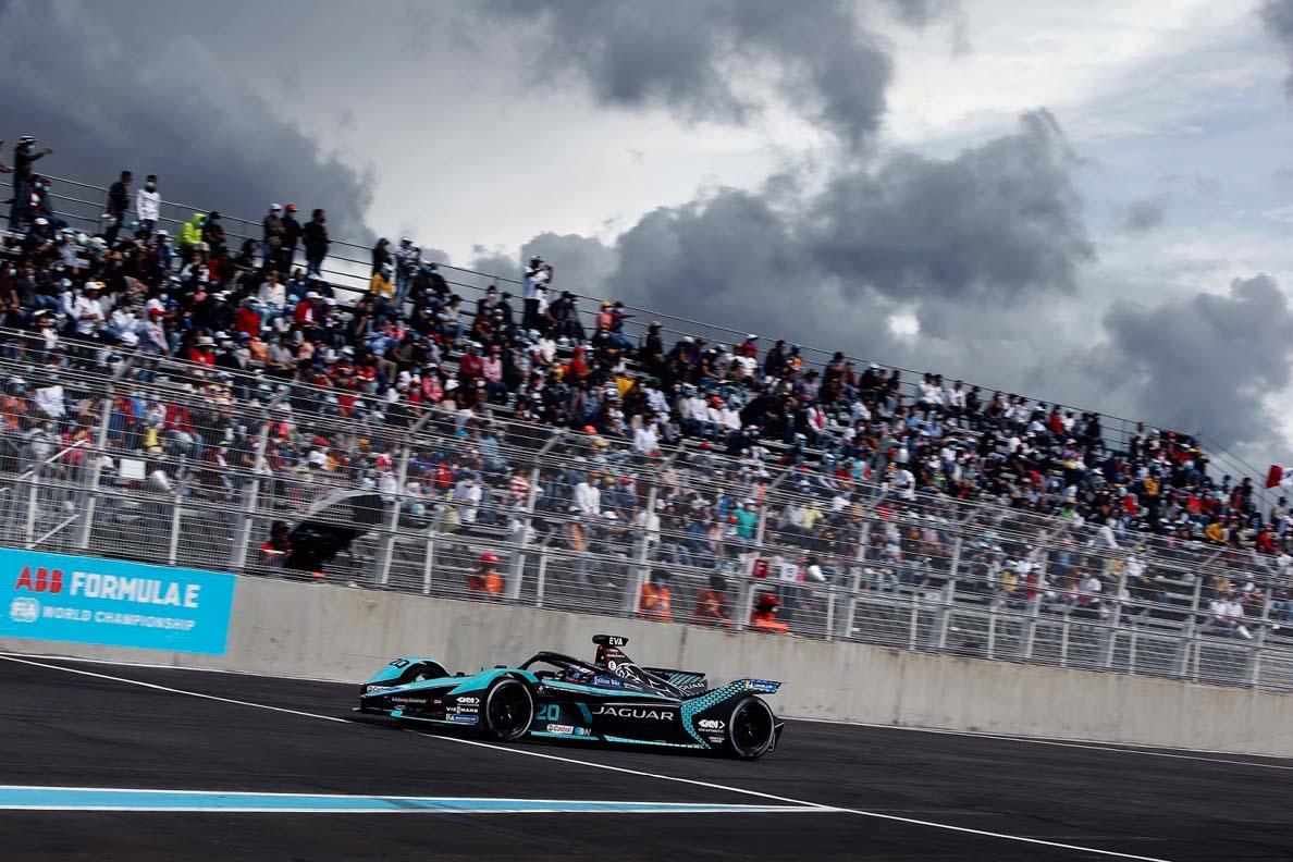Formula E – Valuable Points In First Puebla E-prix For Jaguar Racing