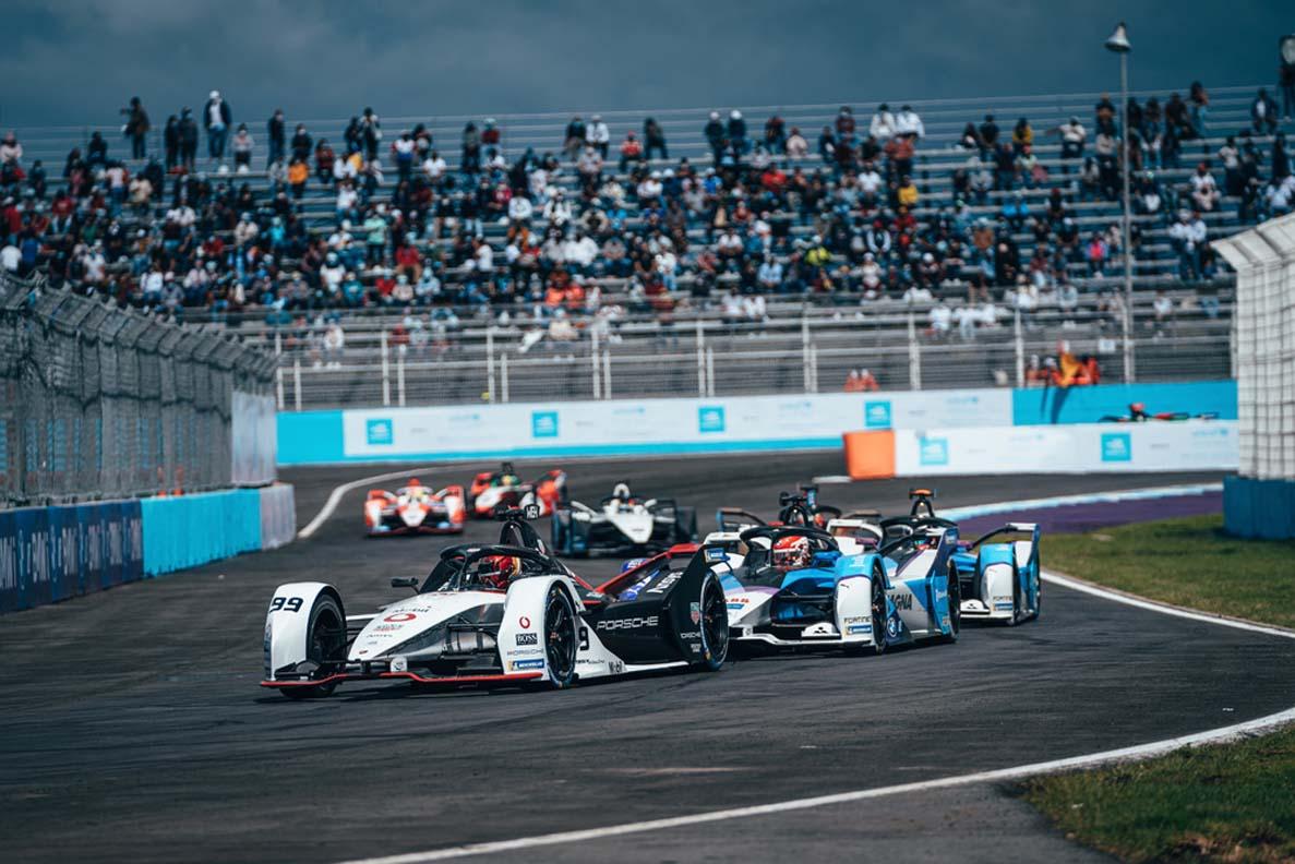 Tag Heuer Porsche Formula E Team Loses Win Due To Disqualification