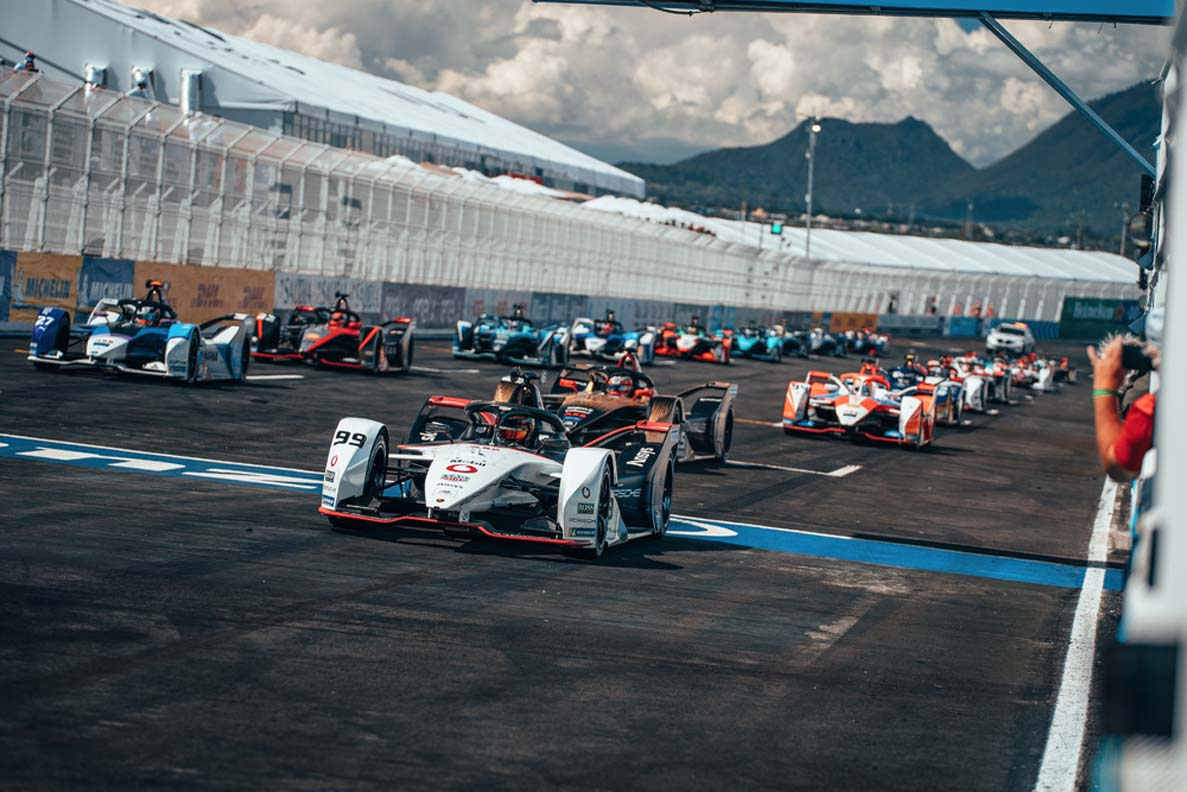 Strong Porsche Performance In Mexico Goes Unrewarded