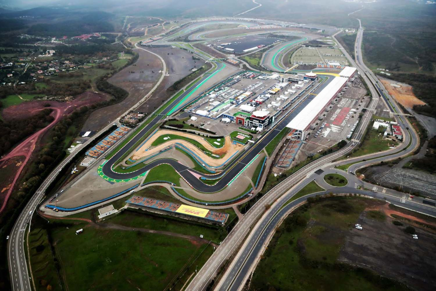 Formula 1 Announces That Intercity Istanbul Park Circuit Will Re-join The 2021 Calendar