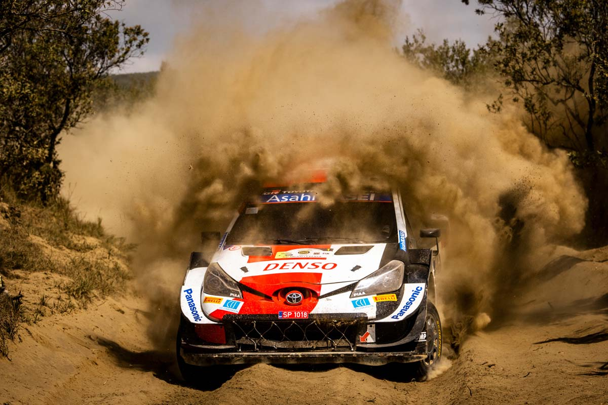 WRC – Breaking News – Ogier/Ingrassia Claim Historical Safari Rally Victory