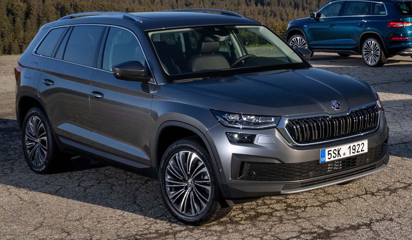 Škoda Kodiaq (2022) – The Successful SUV Gets An Update