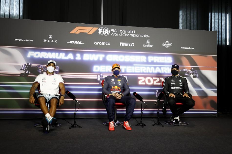 F1 – 2021 Styrian Grand Prix – Sunday Press Conference Transcript