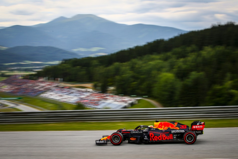 F1 – Verstappen Quickest At The Red Bull Ring Ahead Of Ferrari's Leclerc And Sainz