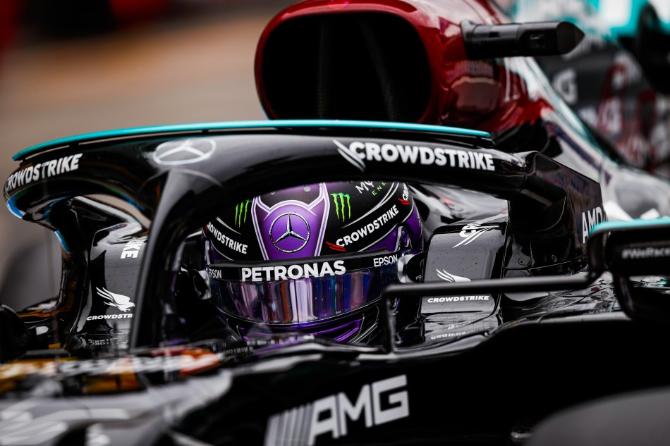 F1 – Mercedes Pair Outpace Verstappen In Second Practice For Austrian Grand Prix
