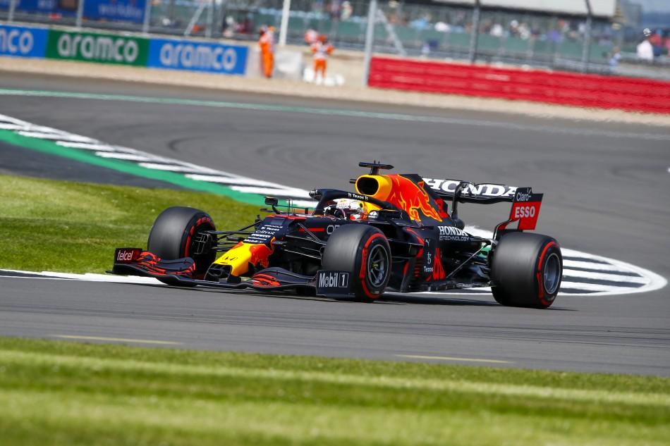 F1 – Verstappen Quickest In Opening Practice For British GP Ahead Of Norris And Hamilton