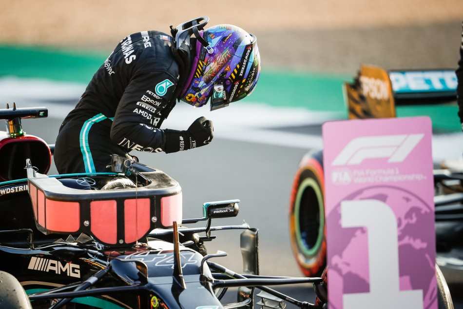 F1 – Hamilton Takes First Place For Silverstone Sprint Qualifying Ahead Of Verstappen And Bottas
