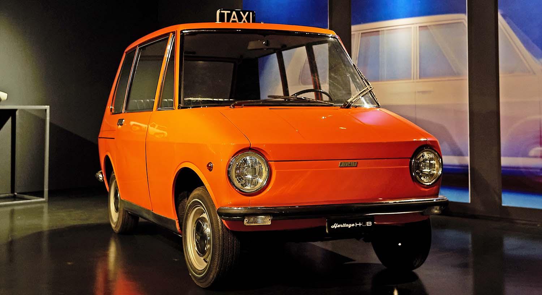Mauto Celebrates The 50th Anniversary Of The Fiat 127 And Pays Tribute To Its Designer, Pio Manzù.