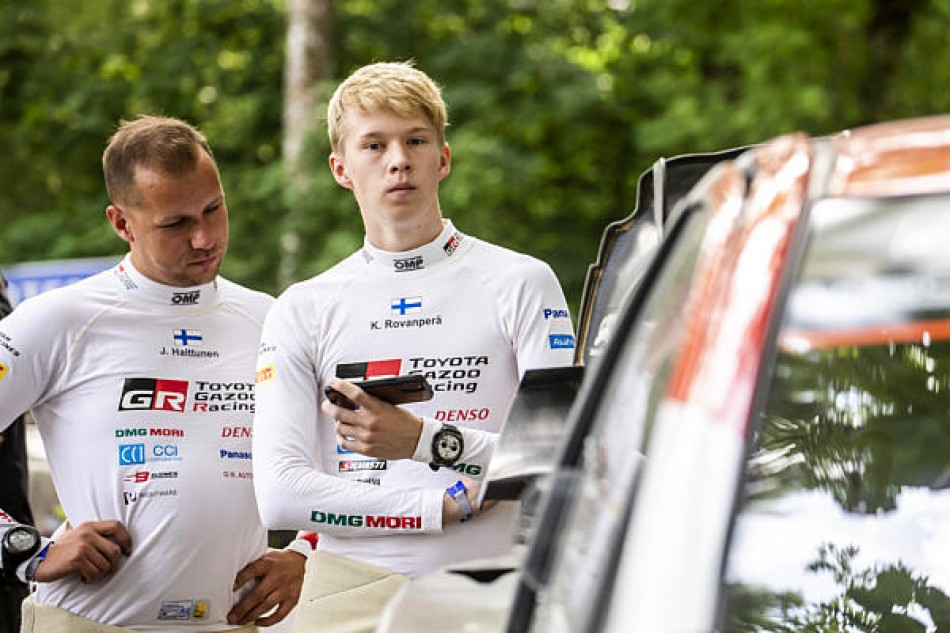 WRC – Flying Rovanperä On A Charge As Breen Loses Ground