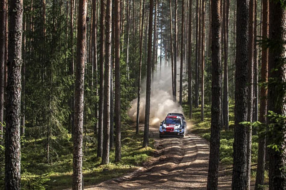 WRC- Rovanperä On A Mission Towards Maiden Wrc Win In Estonia