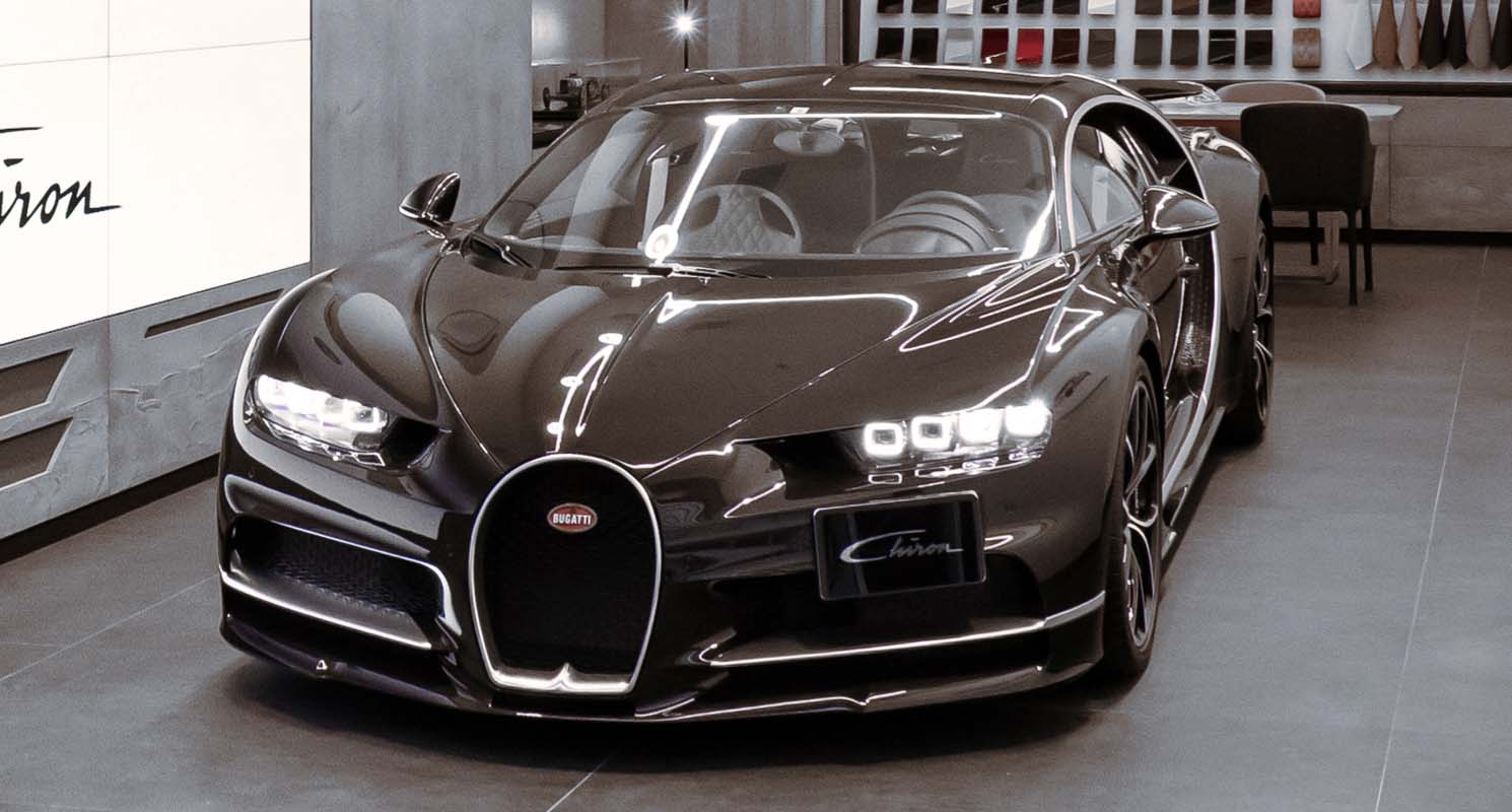 Bugatti – A Global And Professional Dealer Network For A Unique Customer Experience