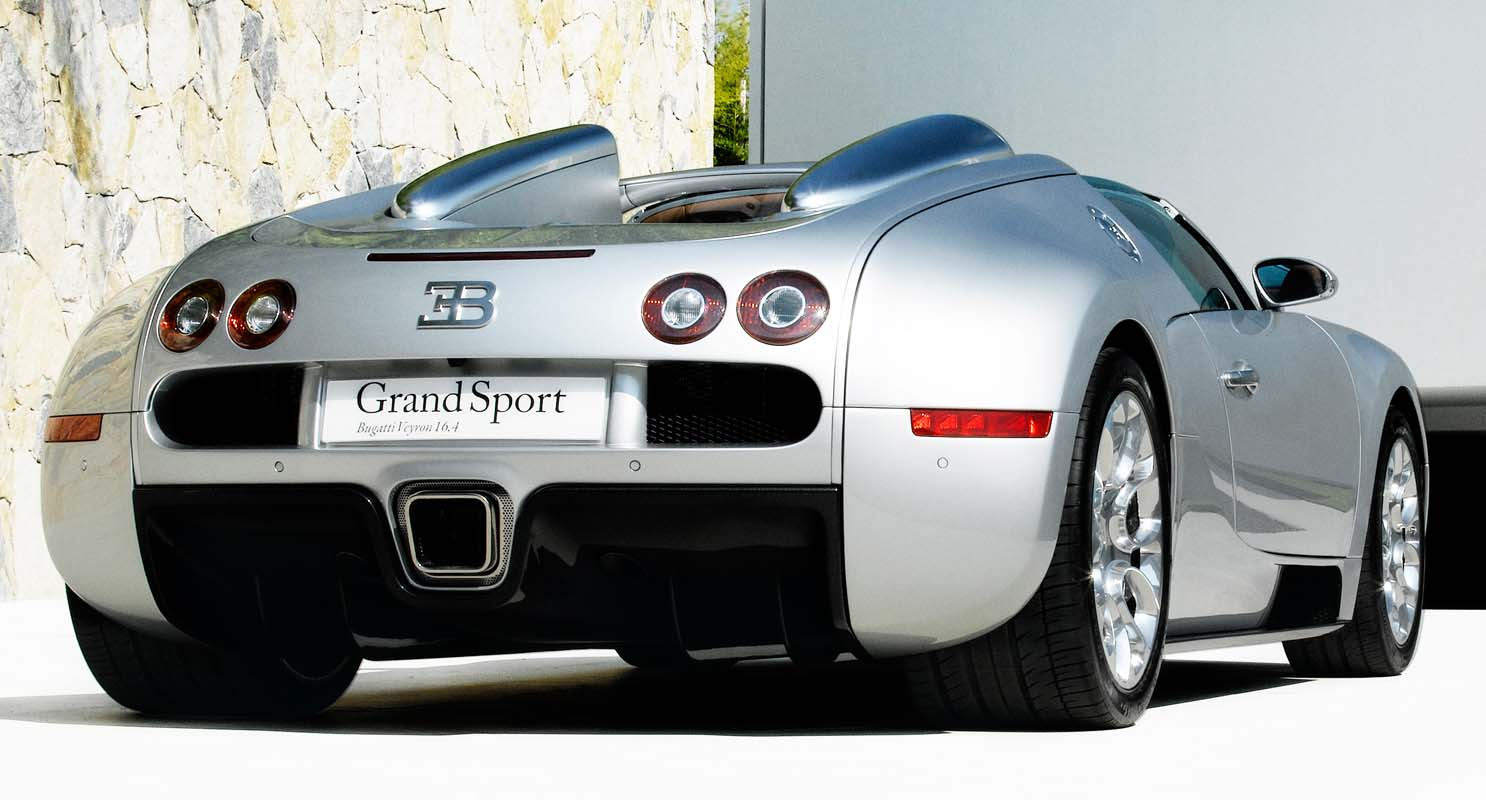 "Bugatti Veyron 16.4 Grand Sport 2.1 Receives ""La Maison Pur Sang"" Certification Of Authenticity"