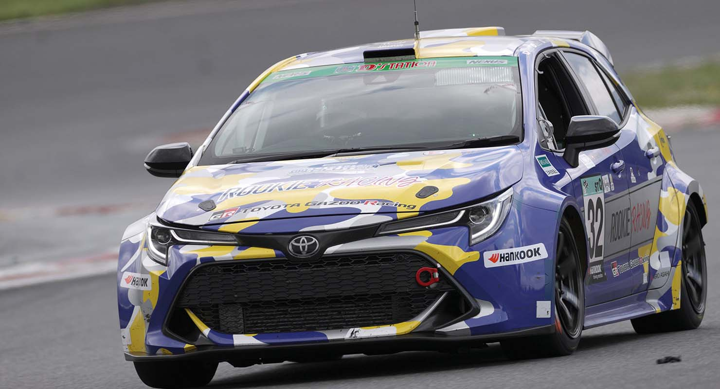 Hydrogen Engine-Equipped Corolla To Enter Super Taikyu Race In Autopolis