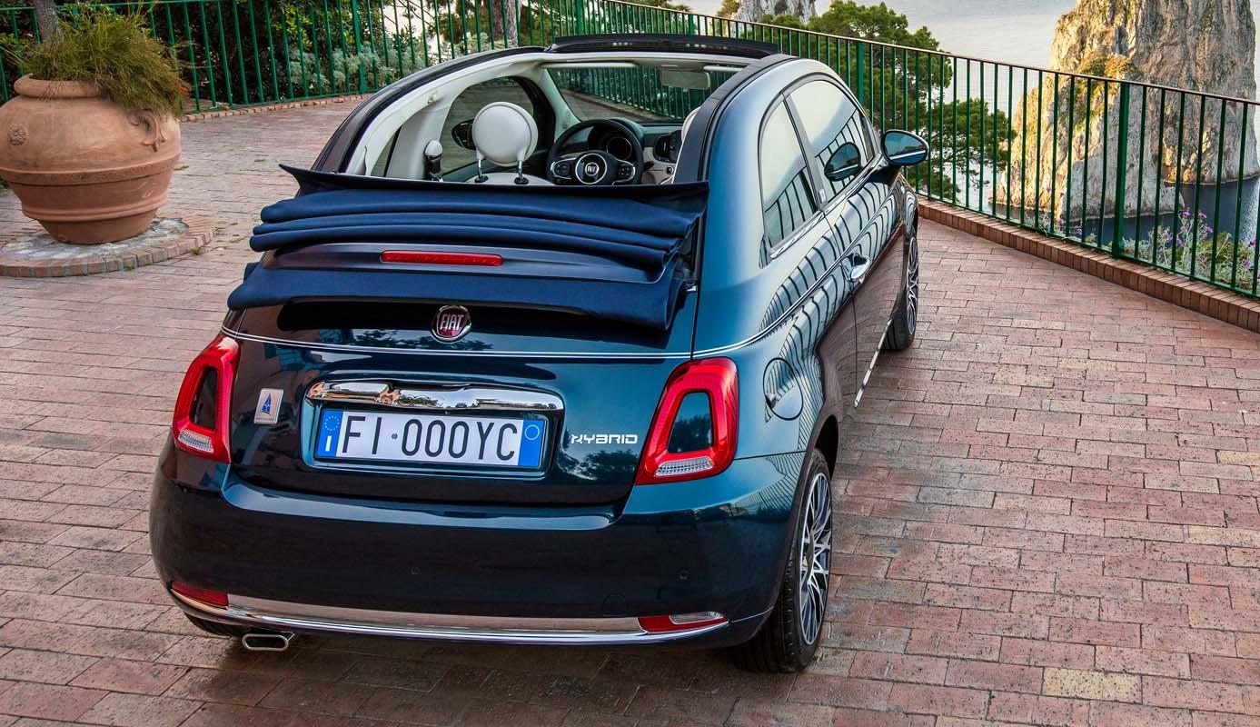 Fiat 500 Yachting (2022)