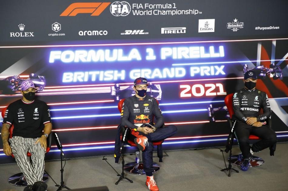 F1 – 2021 British Grand Prix – Saturday Press Conference Transcript