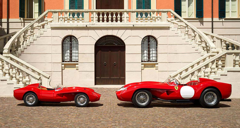Testa Rossa J – A Ferrari Racing Icon Reborn