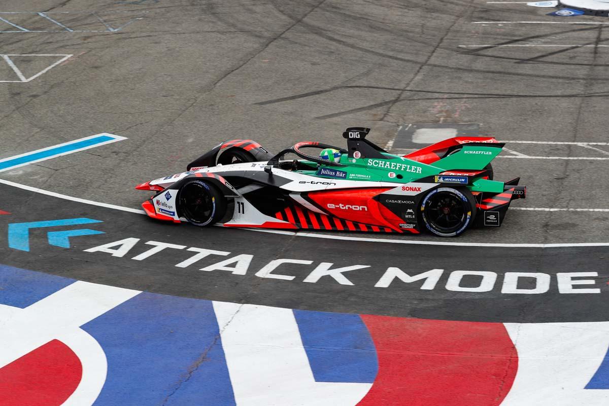 Audi Is Ready For Formula E's London Comeback