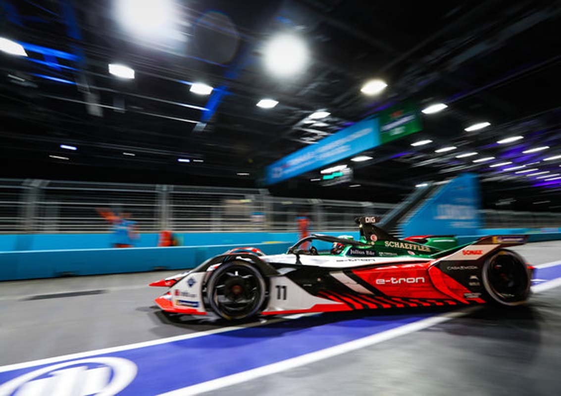 Formula E – Audi Collects Valuable Points In Title Fight