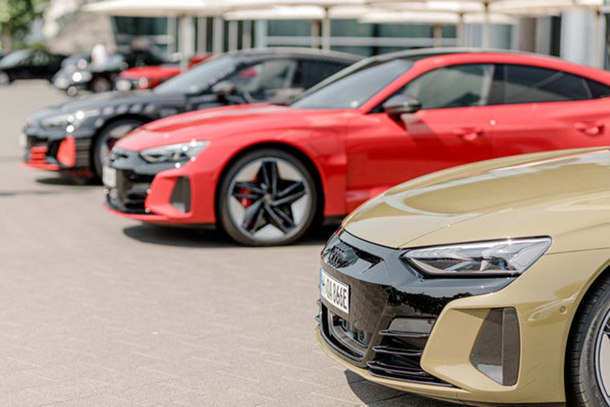 Mission:zero – Audi Is Shaping The Future Of Production, Consistently And Sustainably