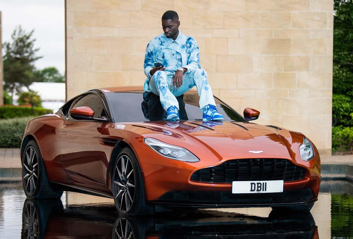Aston Martin Opens Its Doors To Santan Dave And Stormzy