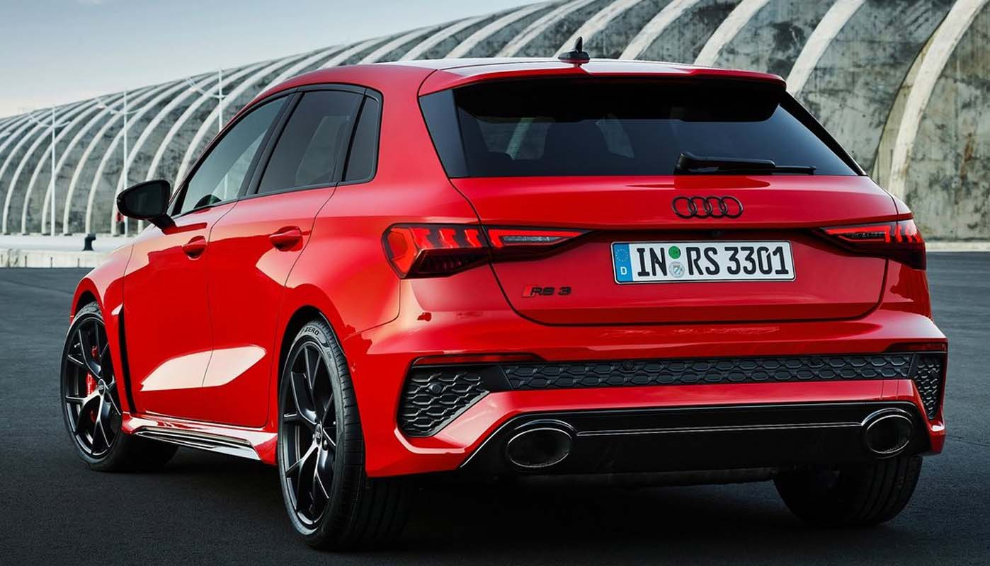 New Audi RS 3 Now Available To Order